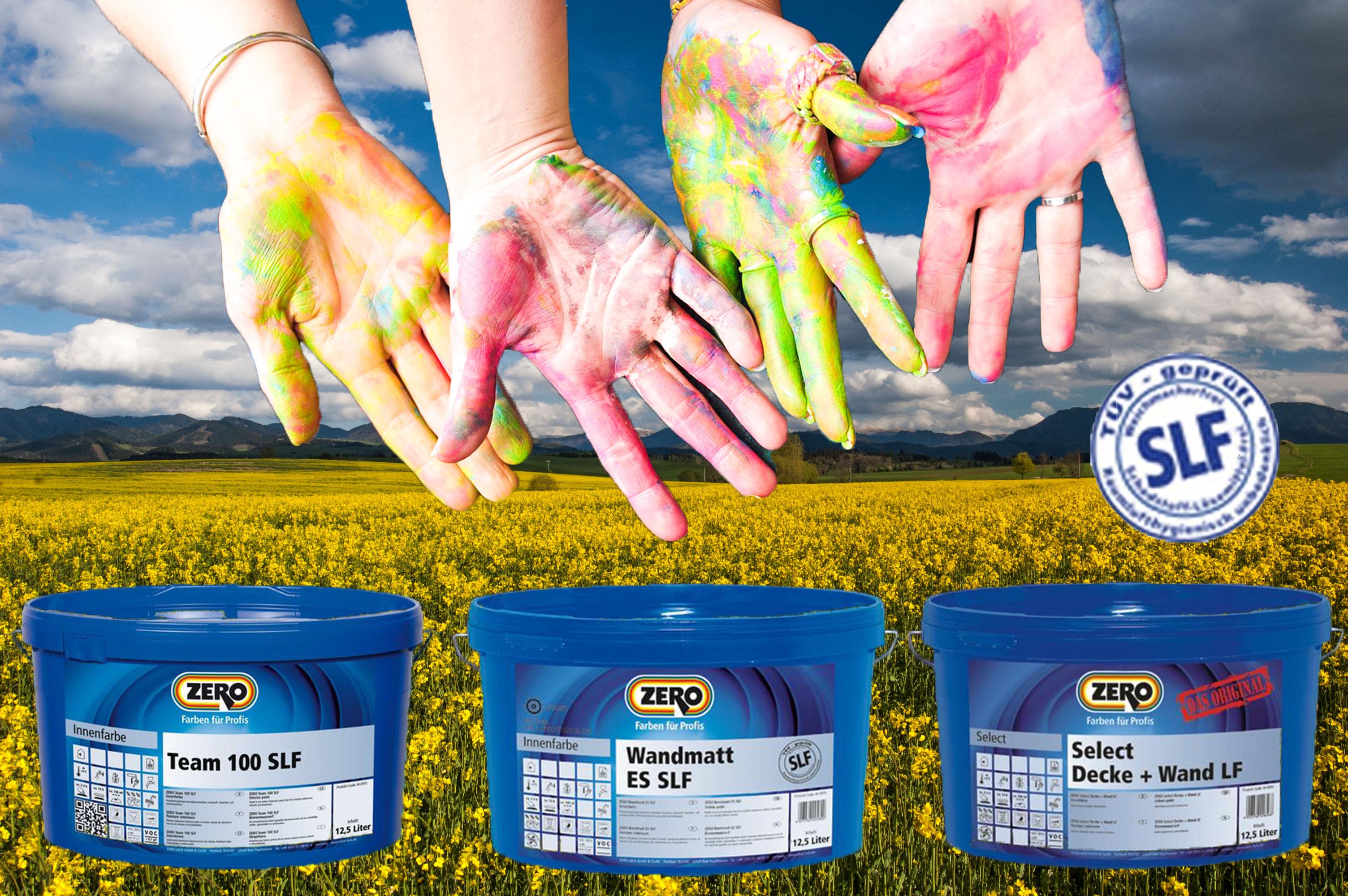 SLF-LF zdrava farba